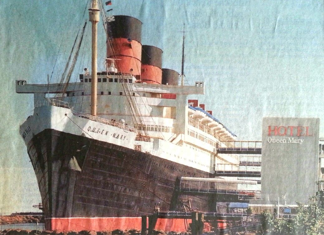 Rms Queen Mary Seit 1967 Museums Hotelschiff In Long Beach