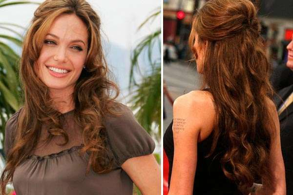 Peinados de mujeres famosas
