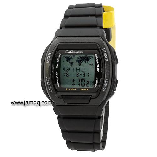 jam tangan Q Q MMW3P101Y Superior Databank  a44e6a24444