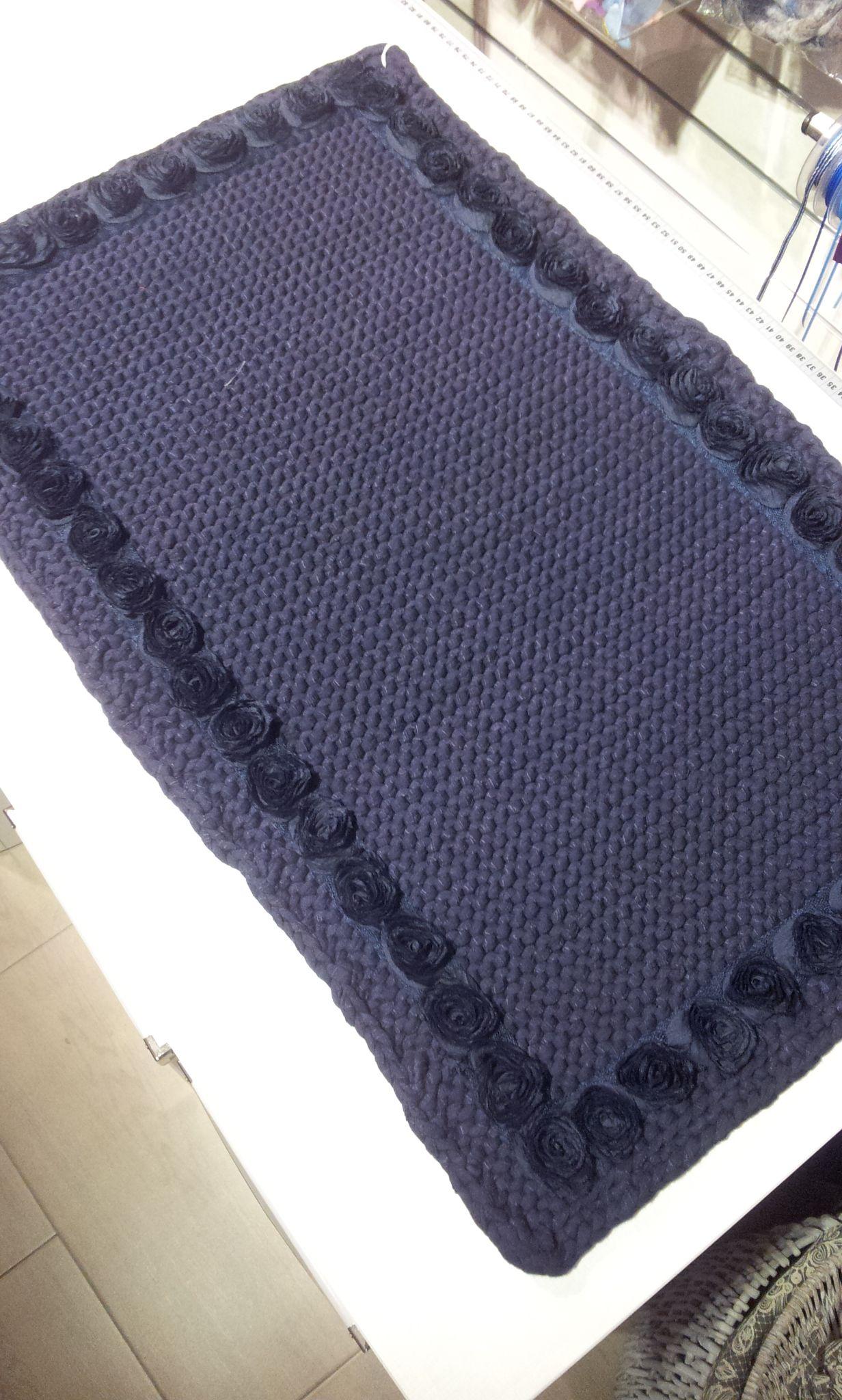 Fatte A Mano Con Ferri O Uncinetto Crochet Rugs