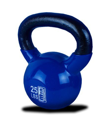 New MTN 25 lbs (1pc) Vinyl Coated Cast Iron Kettlebell (Kettle Bell) - Lowest Price, Fastest Priority Shipment http://adjustabledumbbell.info/product/new-mtn-25-lbs-1pc-vinyl-coated-cast-iron-kettlebell-kettle-bell-lowest-price-fastest-priority-shipment/