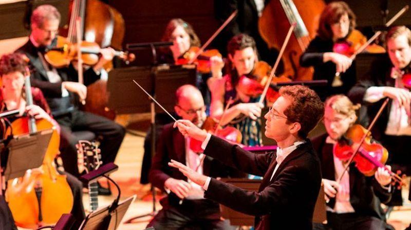 The North Carolina Symphony Hooray for hollywood