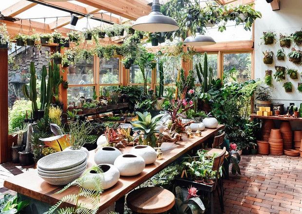 These Are The Prettiest Plant Shops In The World Interior Garden