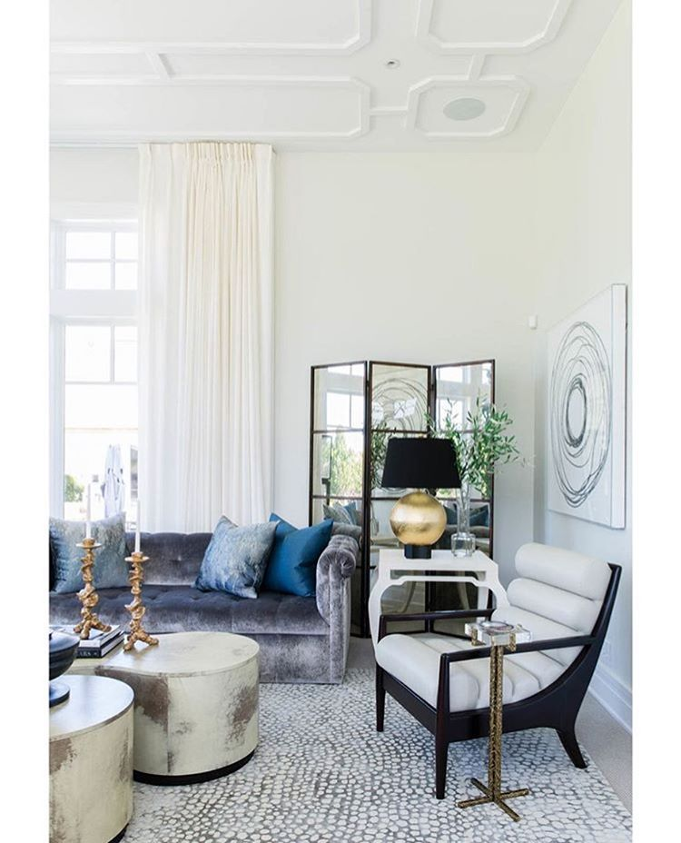 "737 Likes, 11 Comments - Hanne Gathe (@dactylion_design) on Instagram: ""Such a beautifully layered space by @alicelanehome . . . . #1stdibs #deringhall #adrussia…"""