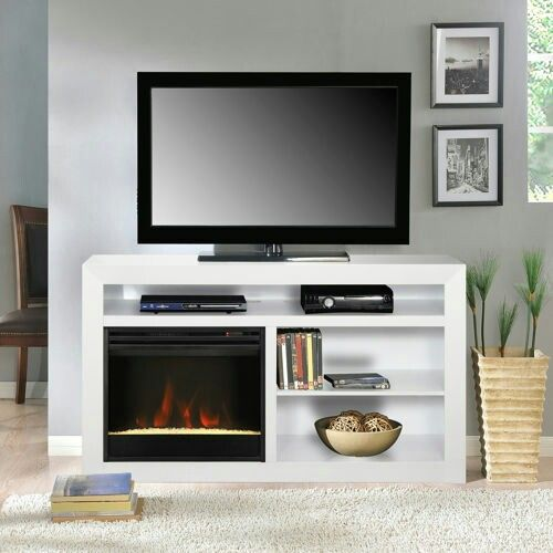 Costco Electric Fireplace Tv Stand Electric Fireplace Home Family Living Rooms