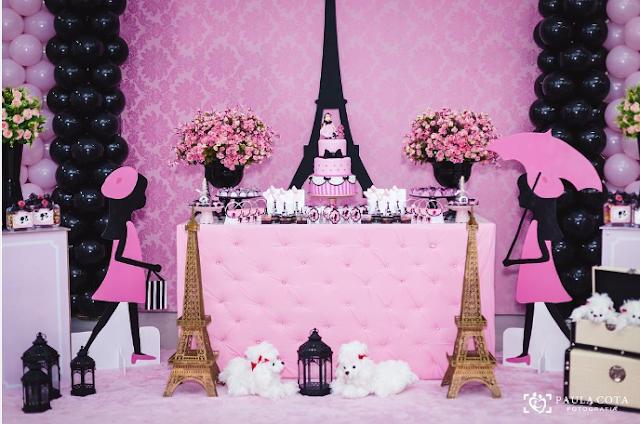 1f02bb18e264 Fiesta temática de Barbie moda en París | París Birthday en 2019 ...