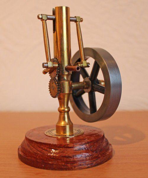 Peake Engines No 6 Hypnocycle