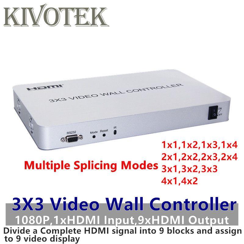 Find More Computer C… | Video Processor 3x3 FullHD 1080P