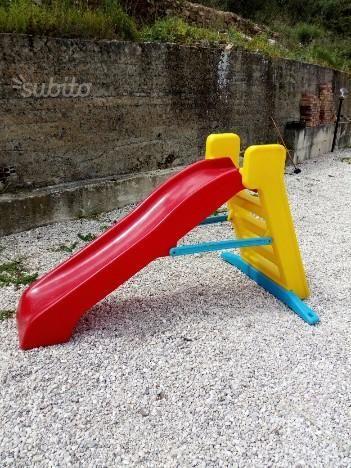 scivolo da giardino chicco - tutto per i bambini in vendita a ... - Vendita Scivoli Da Giardino