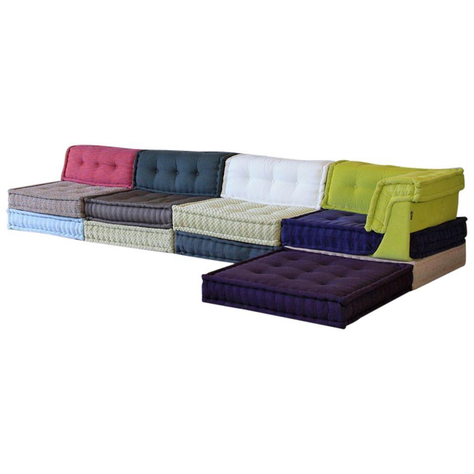 Roche bobois sofas mahjong familiale salle et d co - Canape roche bobois solde ...