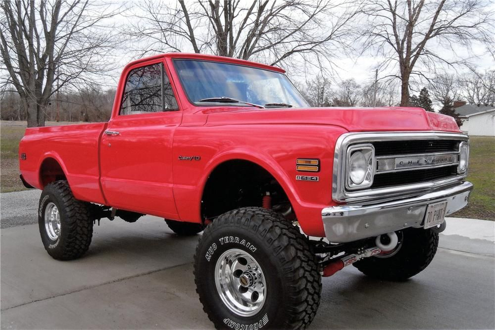1970 Chevy K10 | Trucks for Steve | 72 chevy truck, Jeep ...