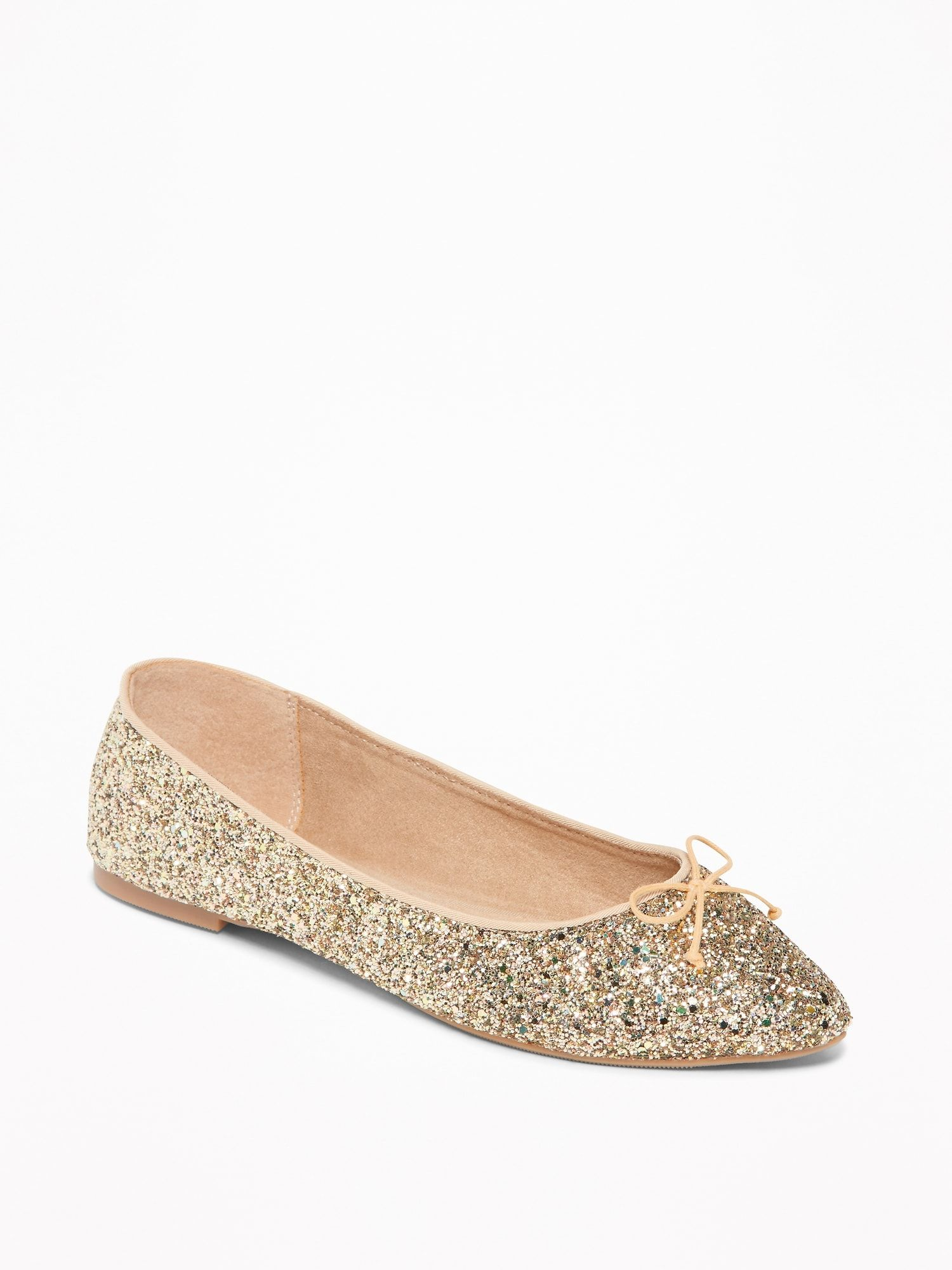 dca2a031609 Love these shoes from Old Navy! I mean… their glitter! So cute and comfy. I  can dress them up or down! Love to use them to sparkle up a casual outfit.