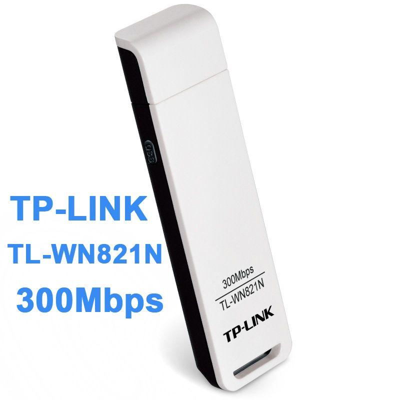Kali Linux Wireless TP-LINK TL-WN821N Wireless N300 USB Adapter