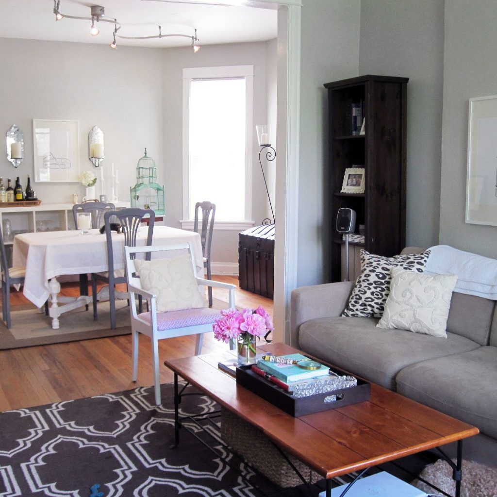 Decorate Living Room And Dining Room Combo: Living Room Dining Room Combo Design Ideas