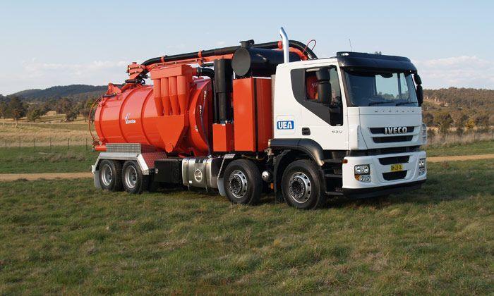 Iveco 8 000l Vacuum Truck Vacuum Trucks Te Best World Google