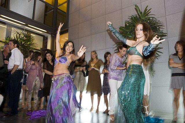 danza arabe