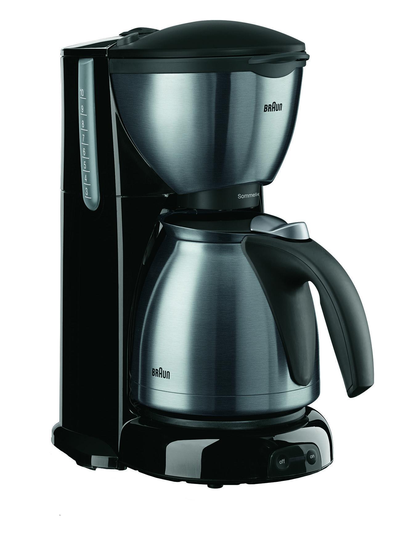 Die Braun Filterkaffeemaschinen garantieren perfekt gebrühten ... | {Filterkaffeemaschinen 7}