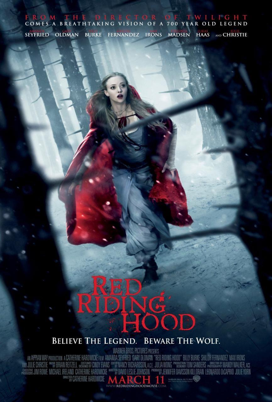 Red Riding Hood Movie Poster | Pinterest | Películas, Cine y Tengo miedo