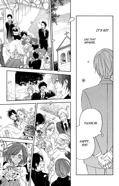 Mangahere Mobile My Little Monster Anime Love Manga Anime
