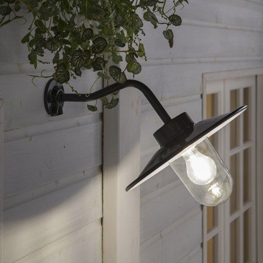 Applique Exterieure Flagstaf E27 60 W Vert Inspire Eclairage Terrasse Eclairage Exterieur Applique Exterieur