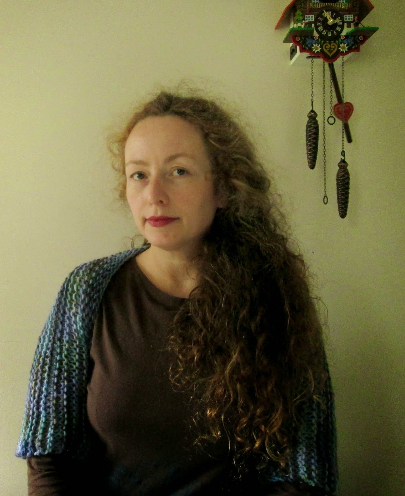Polly Foo Foo: Claire Starz Outlander Sassenach Shrug Free Pattern ...