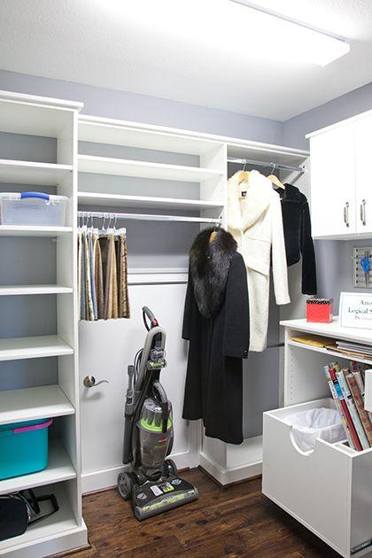Genial Http://www.closetfactory.com /custom Closets/closet Organizer Galleries/walk In Closets/?imgidu003d12940
