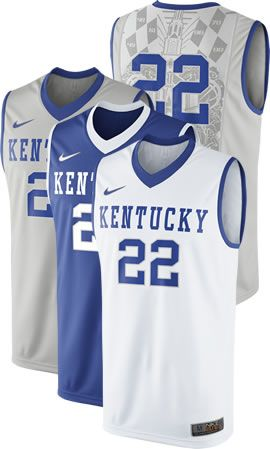 de11d966e Kentucky  22 Replica Basketball Jersey
