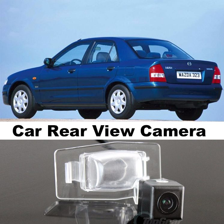 Car Camera For Mazda Familia 323 Allegro 2003 2012 High Quality Rear View Back Up Camera For Top Gear Ccd With Rca Car Camera Rear View Camera Mazda Familia