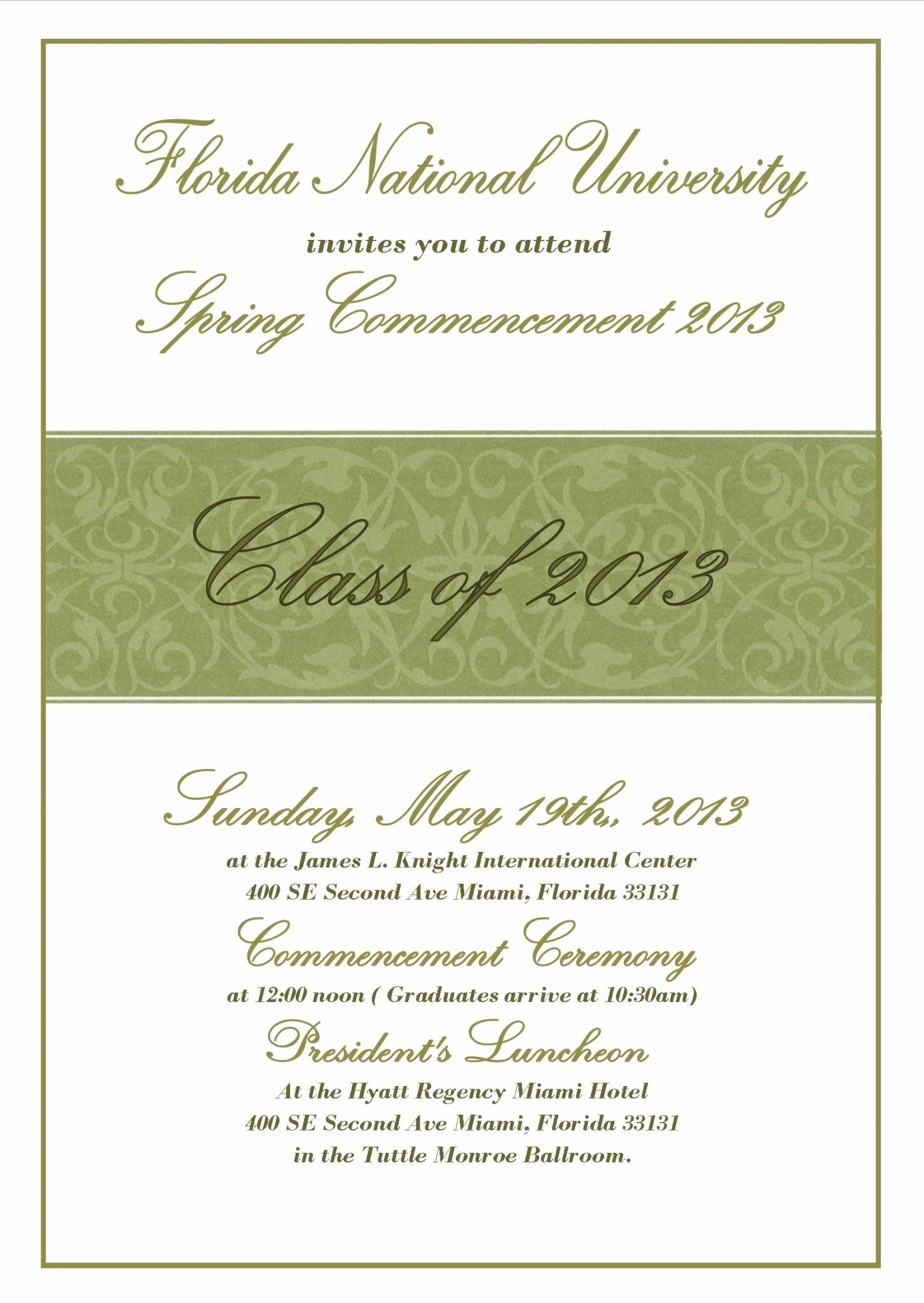 Diy Wedding Announcements 024 Graduation Invitation For Graduation