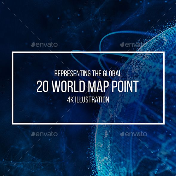 Global Network Connection World Map Point Representing The Professional Background
