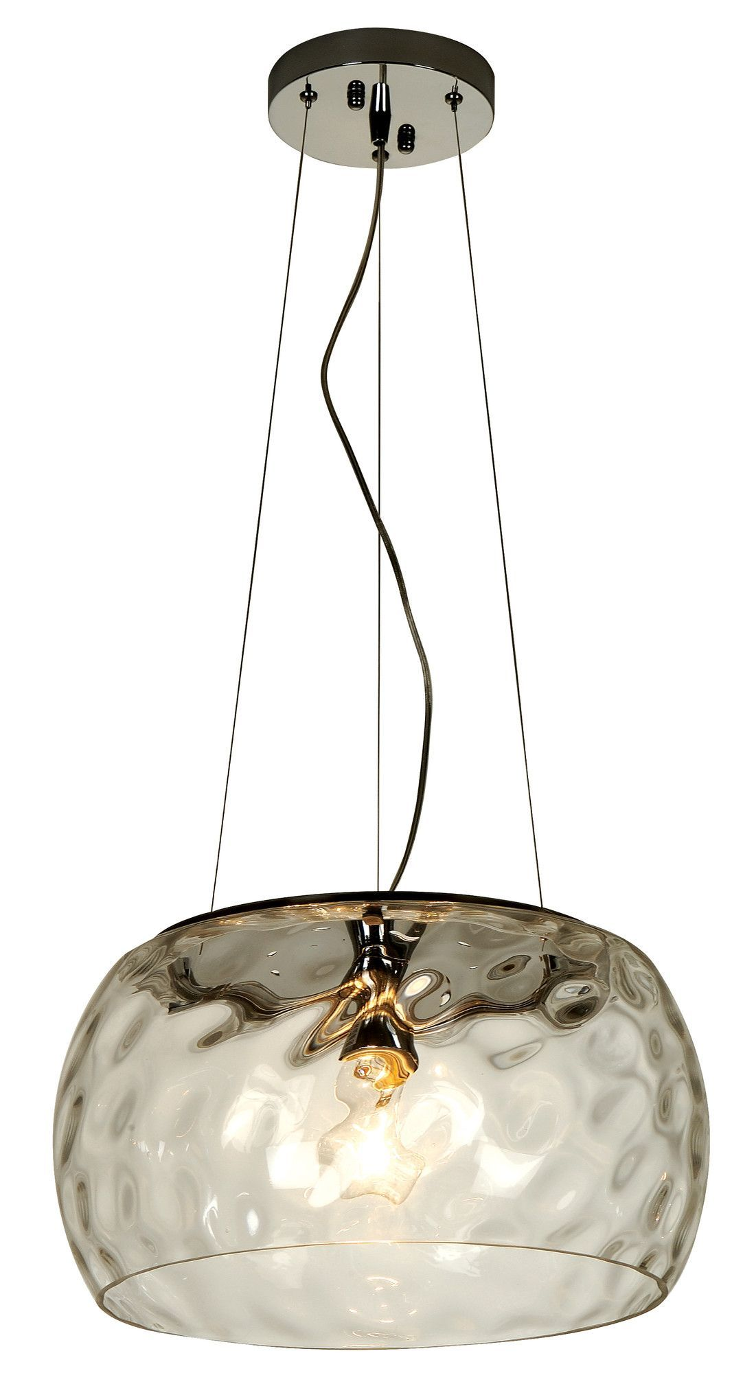 Mystere 1 Light Globe Pendant