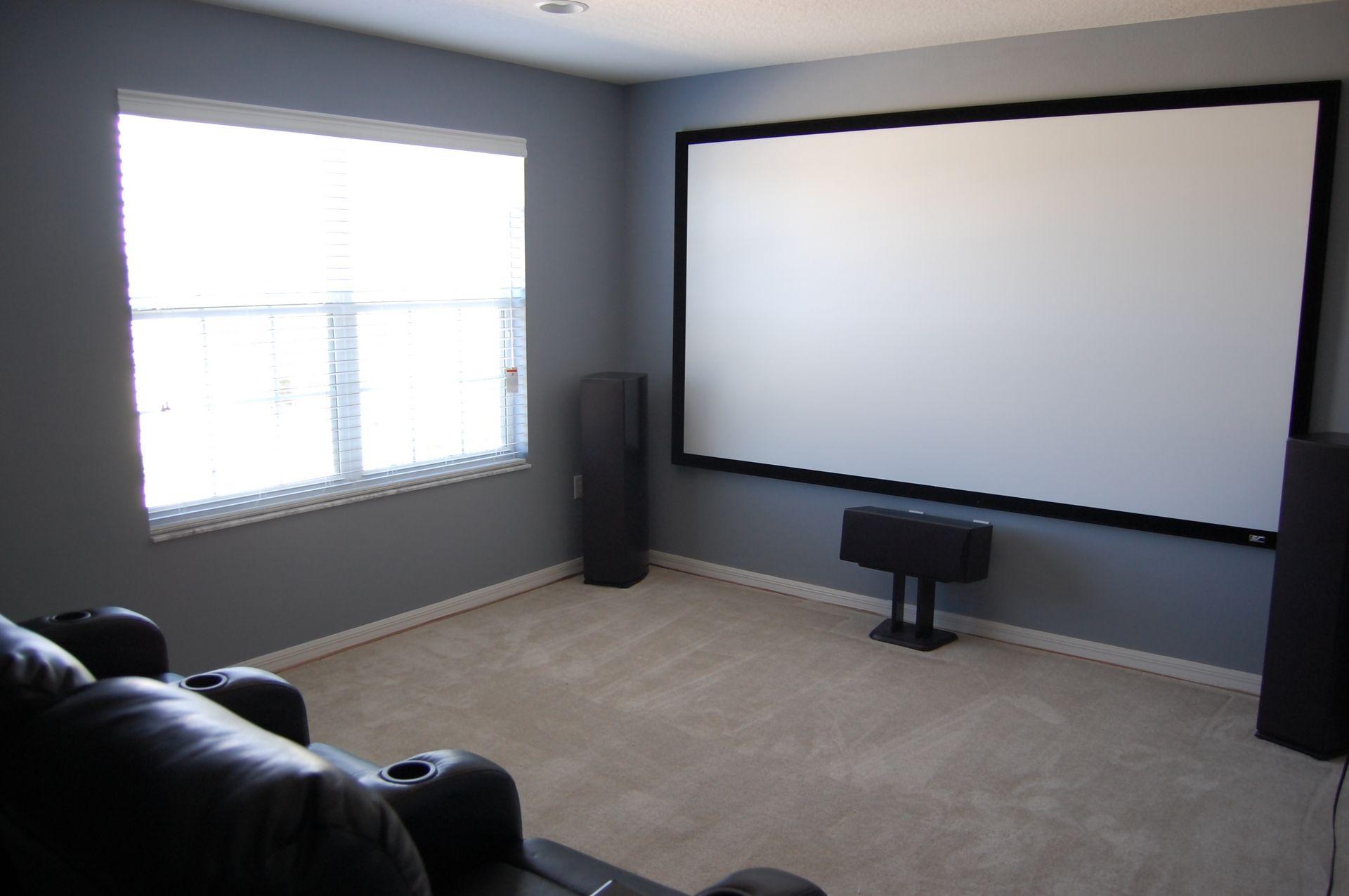 Elite Screen with Elemental Designs