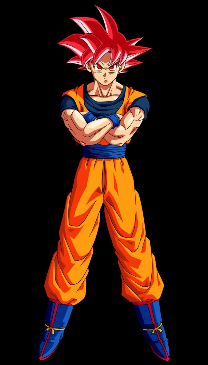 Goku Super Saiyan God Drawing : super, saiyan, drawing, (Super, Saiyan, Hirus4drawing, DeviantArt, Super, Drawing,, Dragon