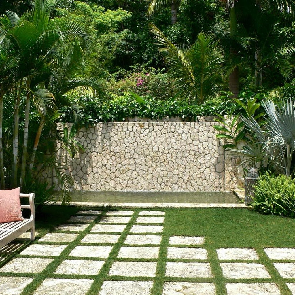 home garden design decorating ideas green plants with regard to ...