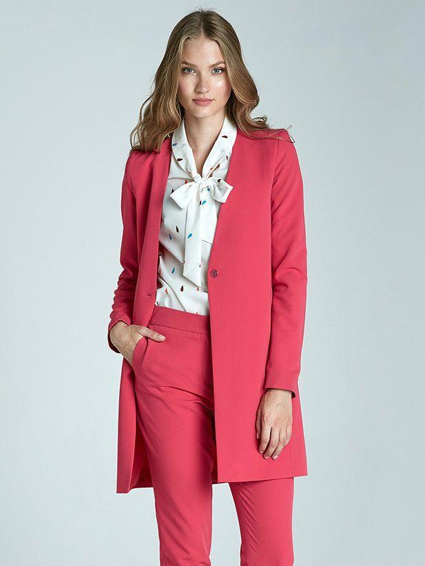 Veste longue femme mode