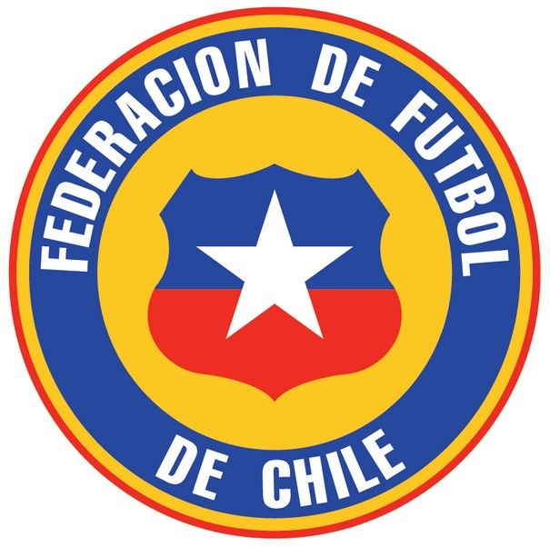 Chilean Football Federation Chile National Team Logo Eps File Football Team Logos National Football Teams Football Team