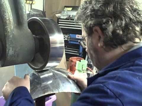 English Wheeling machine. Part 12 Wolseley Hornet Swallow special - YouTube