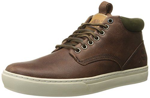 Timberland Men's Adventure Cupsole Chukka Boot, Brown, 11 M US