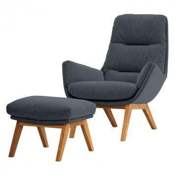 Bequemer Sessel Garbo I Webstoff Eiche Stoff Anda Ii Grau In 2020 Furniture Comfortable Armchair Buy Living Room Furniture