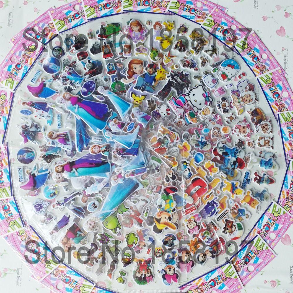 2016 New Type Monster High Wall Sticker Cute Monster High Diy