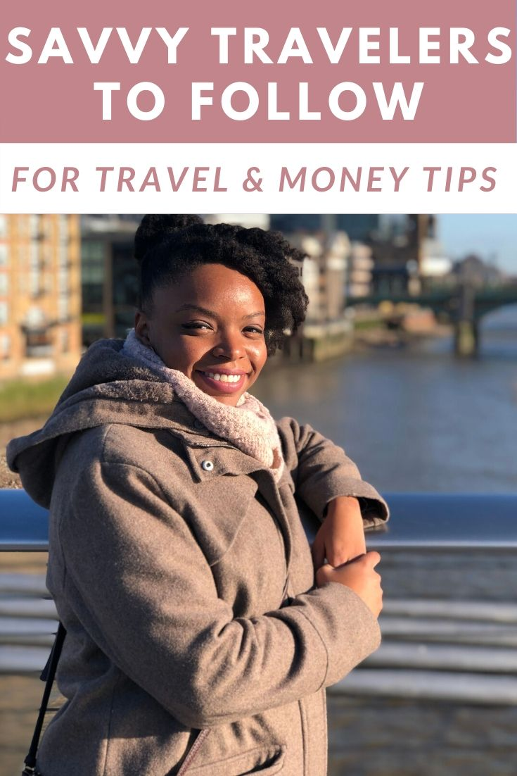 From travel hacking to house sitting, here's a list of eight savvy travelers who will inspire you to make smarter financial decisions and book your next vacation. #traveltips #budgettraveler #savvytravelers #travelhacks via @thethoughtcard
