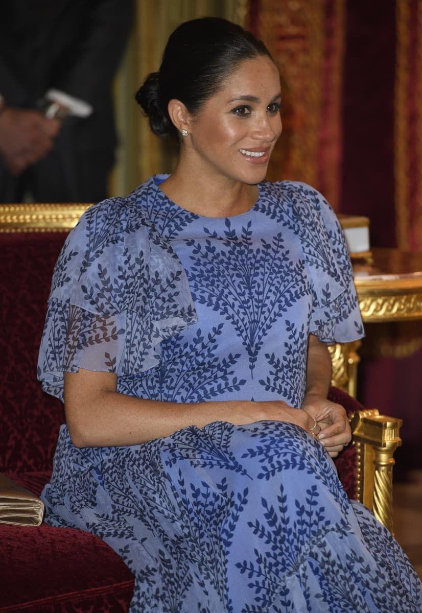 royals so oft deutete herzogin meghan an dass es ein. Black Bedroom Furniture Sets. Home Design Ideas