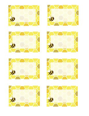 Beehive printables- just used them for a Bee Dependable lesson!  SO CUTE!