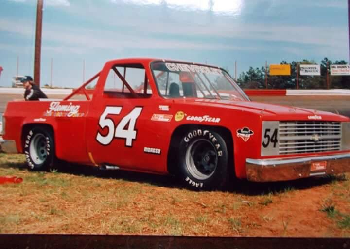 This Truck Won The Inaugural Nptra National Pickup Racing Ociation Event Driven By Bobby Fleming