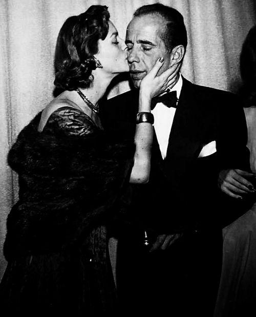 lauren bacall and humphrey bogart �� kiss me pinterest