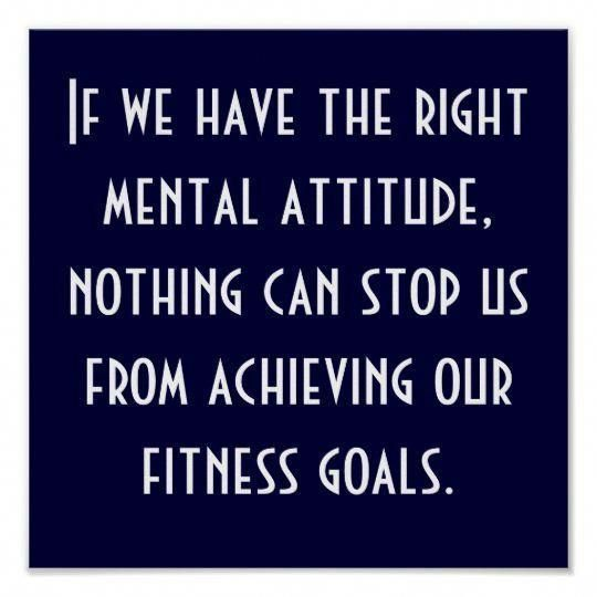 Fitness Goals Poster | Zazzle.com
