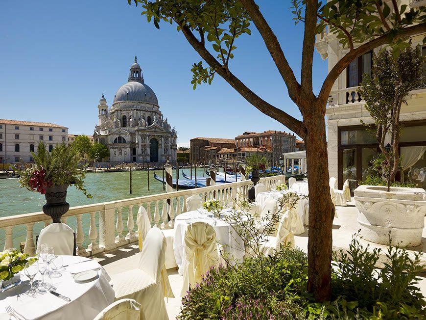 The Westin Europa & Regina Venice | Star wedding, Italy and Wedding ...