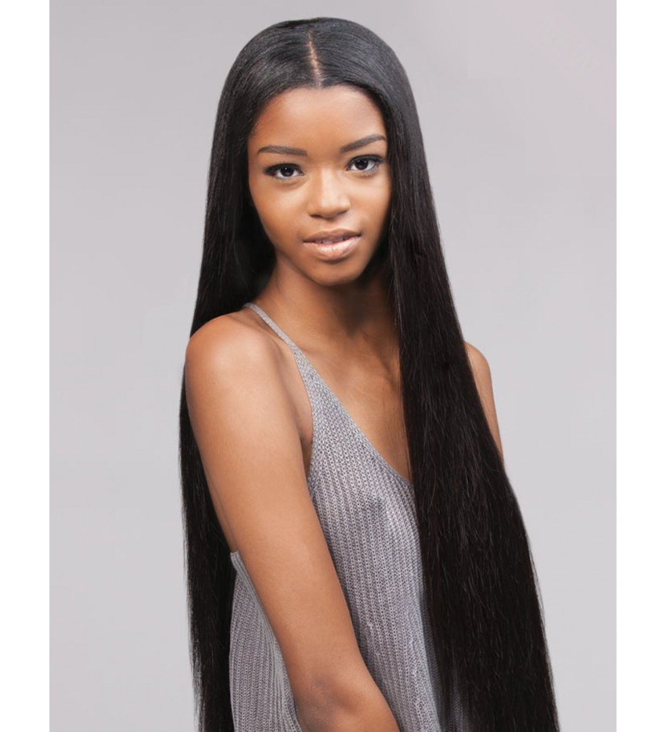 Peachy 17 Best Images About Straight Weaves For Strong Women On Pinterest Hairstyle Inspiration Daily Dogsangcom