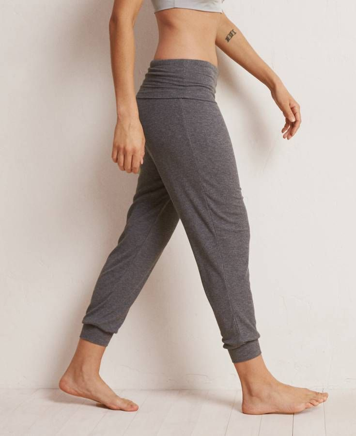 d4aabf3c6ed Aerie Ribbed Jogger (Jogging Pants)