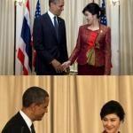 Funny Pictures – Obama vs. Clinton